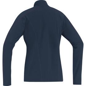 GORE RUNNING WEAR Essential Naiset Pitkähihainen juoksupaita , sininen